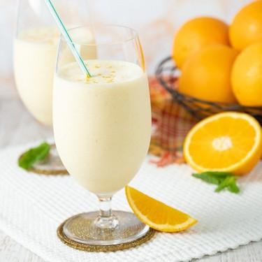 Orange Yogurt Smoothie Recipe | SideChef