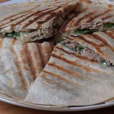 Tuna and Avocado Quesadillas Recipe | SideChef