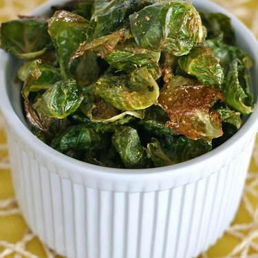 Brussels Sprout Chips Recipe | SideChef