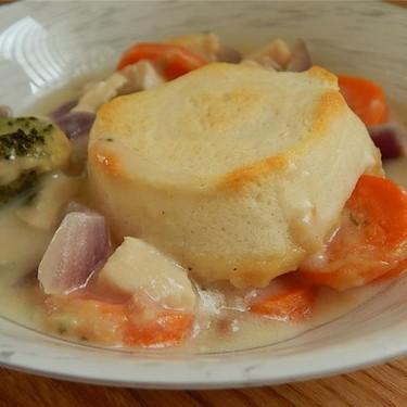 Chicken Pot Pie Casserole Recipe | SideChef