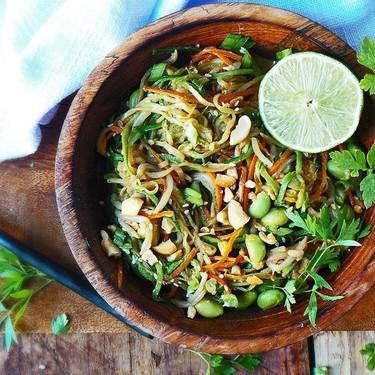 "Vegetable ""Pad Thai"" Recipe   SideChef"