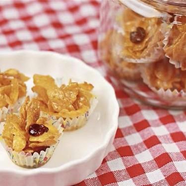 Honey Cornflakes - Chinese New Year Recipe   SideChef