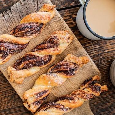 Vegan Chocolate Twist Pastry Recipe | SideChef