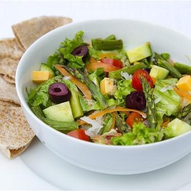 Grilled Asparagus Salad Recipe | SideChef
