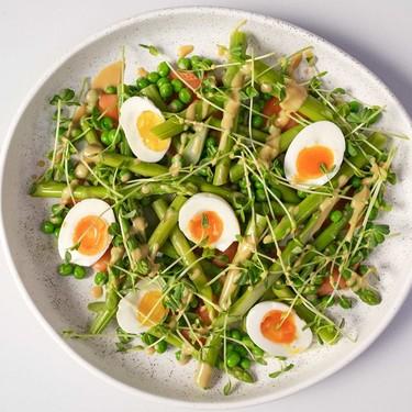 Spring Salad of Asparagus Recipe | SideChef