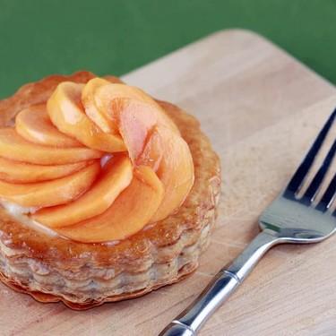 Persimmon Honey Ginger Tart Recipe | SideChef