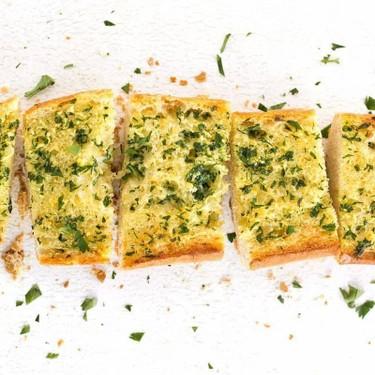 Homemade Garlic Bread Recipe   SideChef