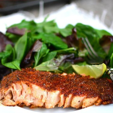 Blackened Salmon Recipe   SideChef