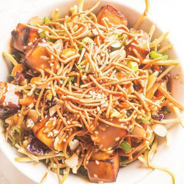 Vegan Crunchy Asian Salad Recipe   SideChef