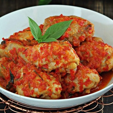 Indonesian Ayam (Chicken) Rica Rica Recipe | SideChef