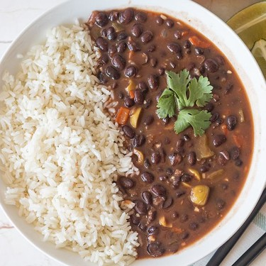 Dominican Rice and Beans Recipe   SideChef