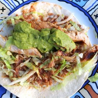 Capon Chicken Tacos Recipe | SideChef