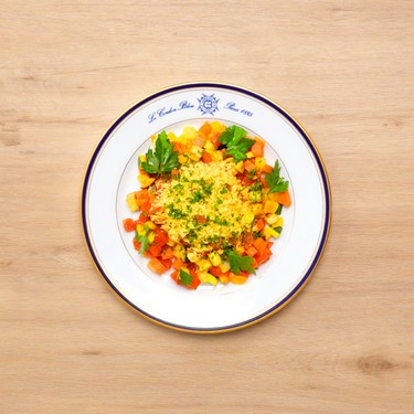 Sweet Couscous and Vegetables Recipe   SideChef