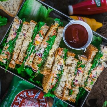 Dahi Sandwich Recipe | SideChef