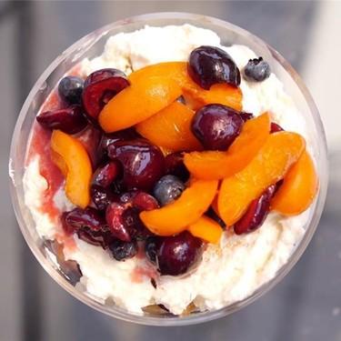 Summer Fruit Tiramisu Recipe | SideChef
