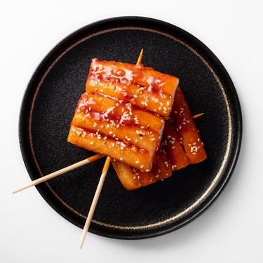 Tteokkochi (Fried Rice Cake Skewers) Recipe | SideChef