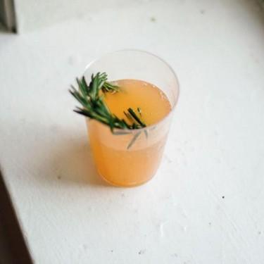 Rosemary Grapefruit Fizz Recipe | SideChef