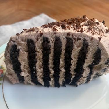 Chocolate Raspberry Cooler Cake Recipe   SideChef