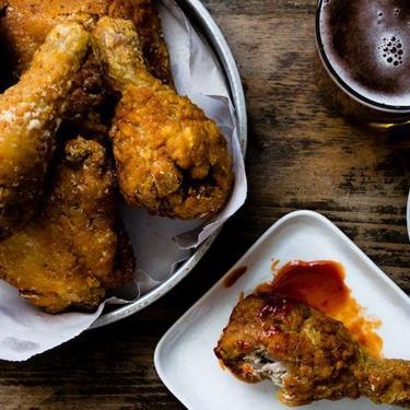 Ultimate Super Crispy Fried Chicken Recipe   SideChef
