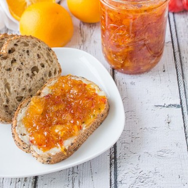 Orange and Pepper Jelly Recipe   SideChef