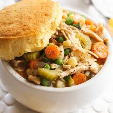 Slow Cooker Chicken Pot Pie Recipe   SideChef