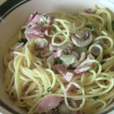 Pasta Boscaiola Recipe | SideChef