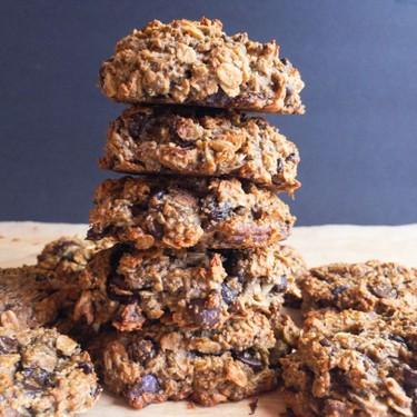 Vegan Oatmeal Breakfast Cookies Recipe   SideChef