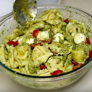 Tortellini Pasta Salad Recipe   SideChef