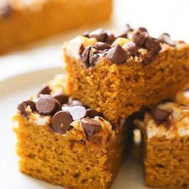 Chocolate Cream Cheese Pumpkin Cake Recipe   SideChef
