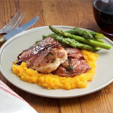 Turkey and Prosciutto with Port Wine Glaze Recipe | SideChef