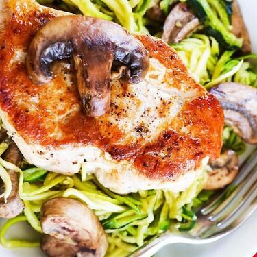 Pan-Fried Pork Chops Recipe   SideChef
