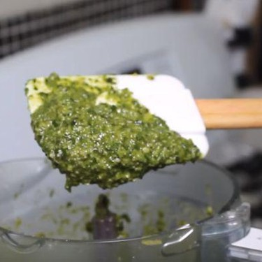 Basil Parsley Pesto Recipe   SideChef