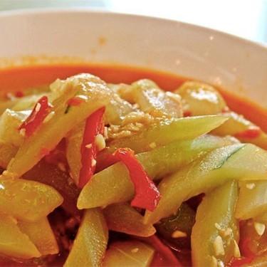 Spicy Cucumber Recipe   SideChef