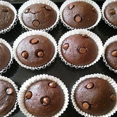 Eggless Banana Chocolate Cup Cakes Recipe   SideChef