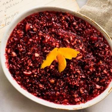 Cranberry Relish Recipe   SideChef