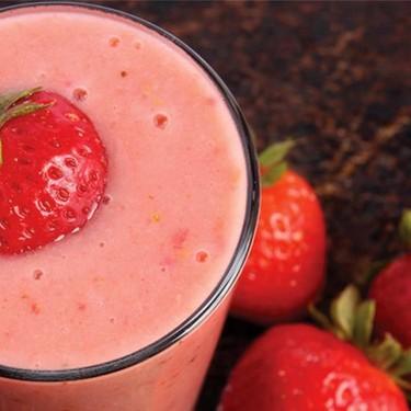 Low Calorie Strawberry Smoothie Recipe   SideChef