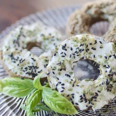 Low-Carb Keto Bagels Recipe   SideChef