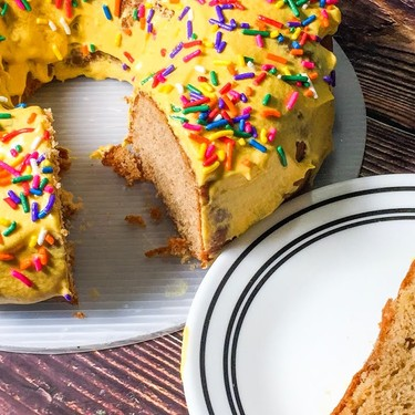 Brown Sugar and Cinnamon Pound Cake Recipe | SideChef