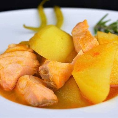 Salmon Marmitako (Salmon Stew) Recipe   SideChef