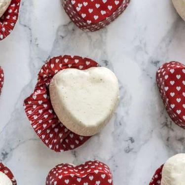 Paleo White Chocolate Hearts Recipe | SideChef