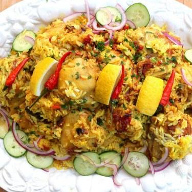 Faux Chicken Biryani Recipe | SideChef