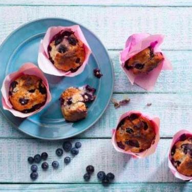 Blueberry Muffins Recipe   SideChef