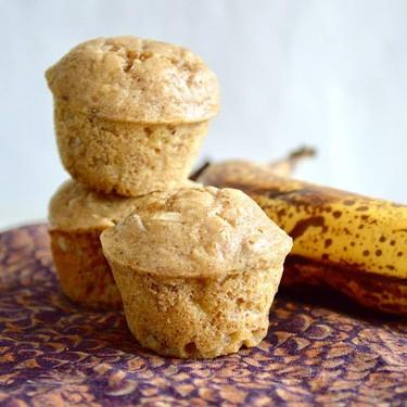 Banana Coconut Mini Muffins Recipe | SideChef