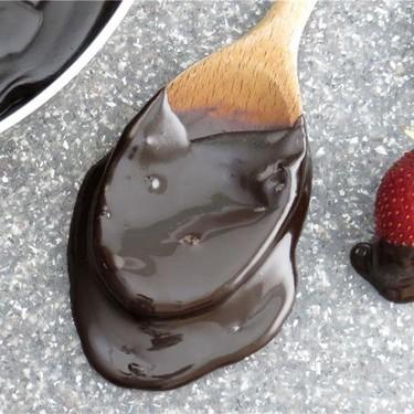 Espresso Fudge Sauce Recipe | SideChef