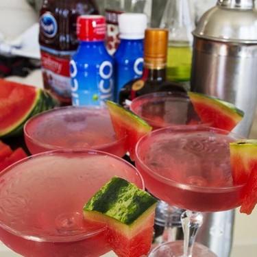 ZICO Watermelon Raspberry Cosmopolitan Recipe   SideChef
