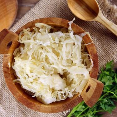Homemade Sauerkraut Recipe   SideChef