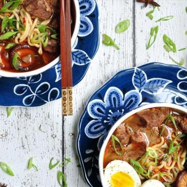 Beef Noodle Soup (Szechuan Style) Recipe   SideChef
