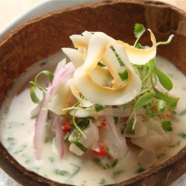 Coconut Marinated King Fish Ceviche Recipe | SideChef