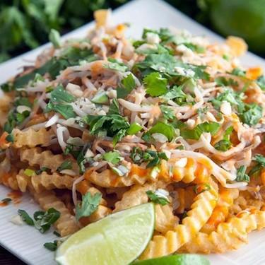 Vegan Pad Thai Fries Recipe   SideChef