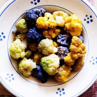 Chili Tri-Color Cauliflower Recipe | SideChef